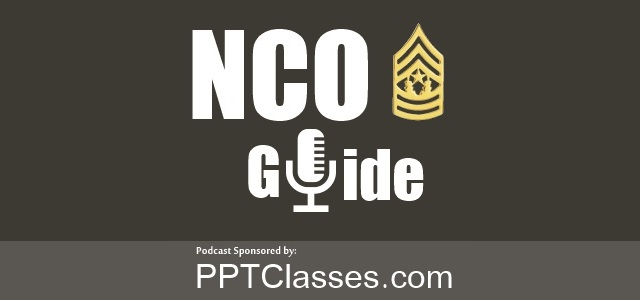 Broadening Assignments for NCOs, Epi  #16 — The NCO Guide