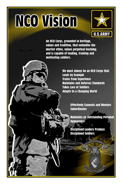 Army_Poster__ The NCO Vision