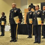 The NCO Induction Ceremony