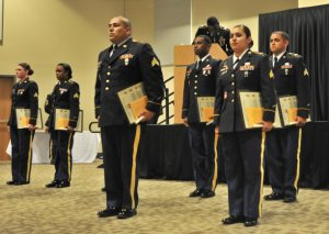 Army NCO Induction Ceremony