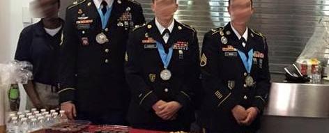 Neck Medal Bling