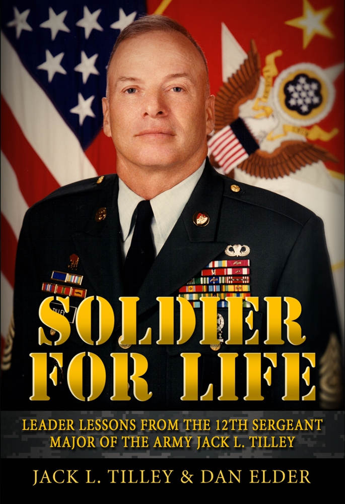 Soldier for Life cover
