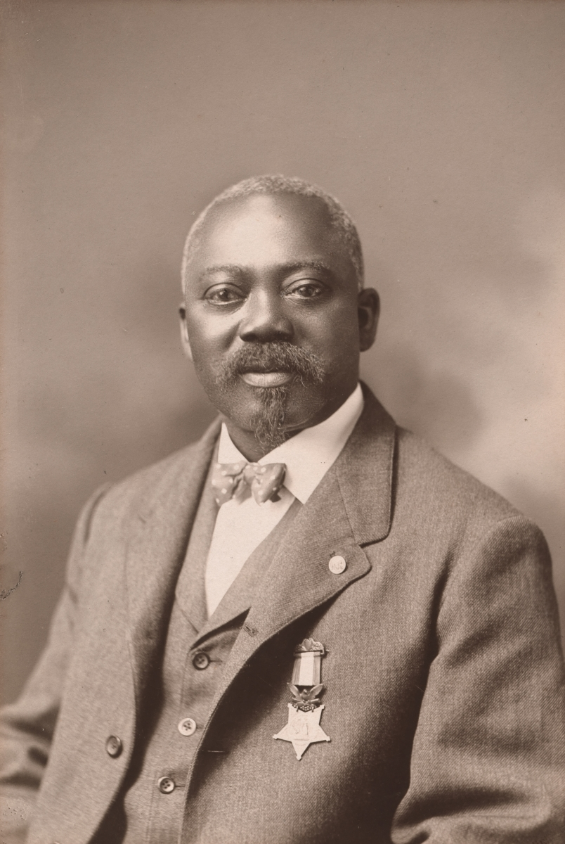 Sgt. William H. Carney