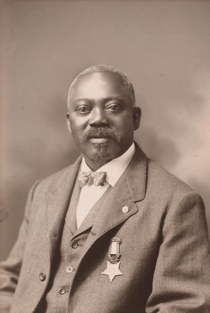 Sgt. William H. Carney