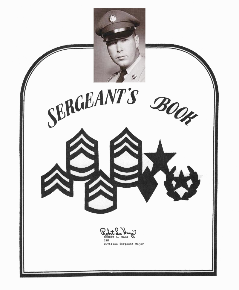 The Sergeant's book cover