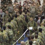 Does Holiday Exodus impact soldier training?