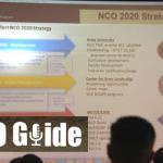 NCO 2020: Understanding the Lines of Effort